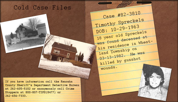 Spreckels Cold Case