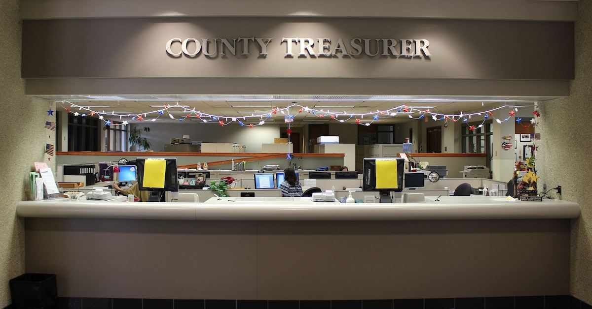 County Treasurer's Office