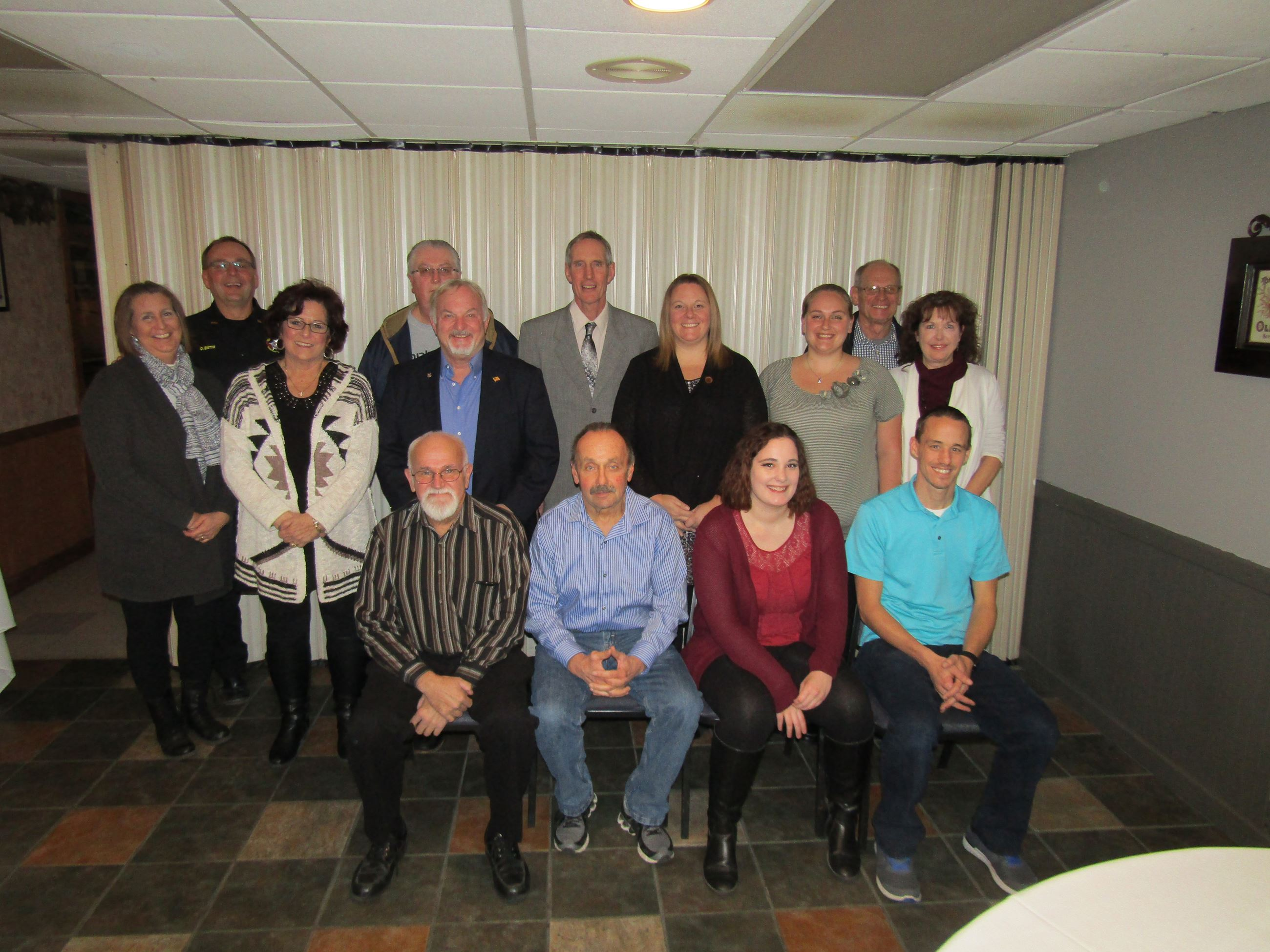 Citizen's Academy Group Photo