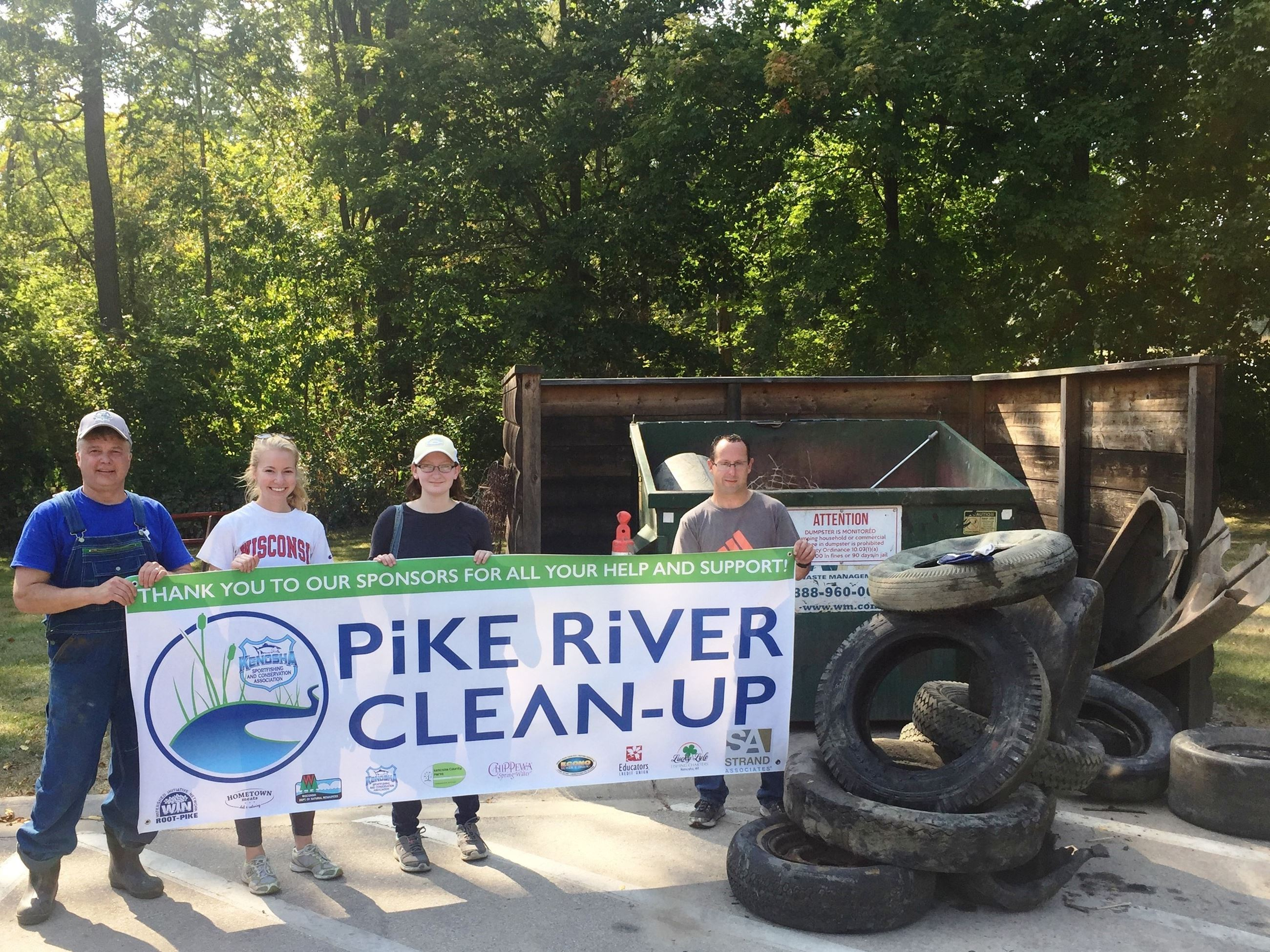 2017 Pike River Cleanup