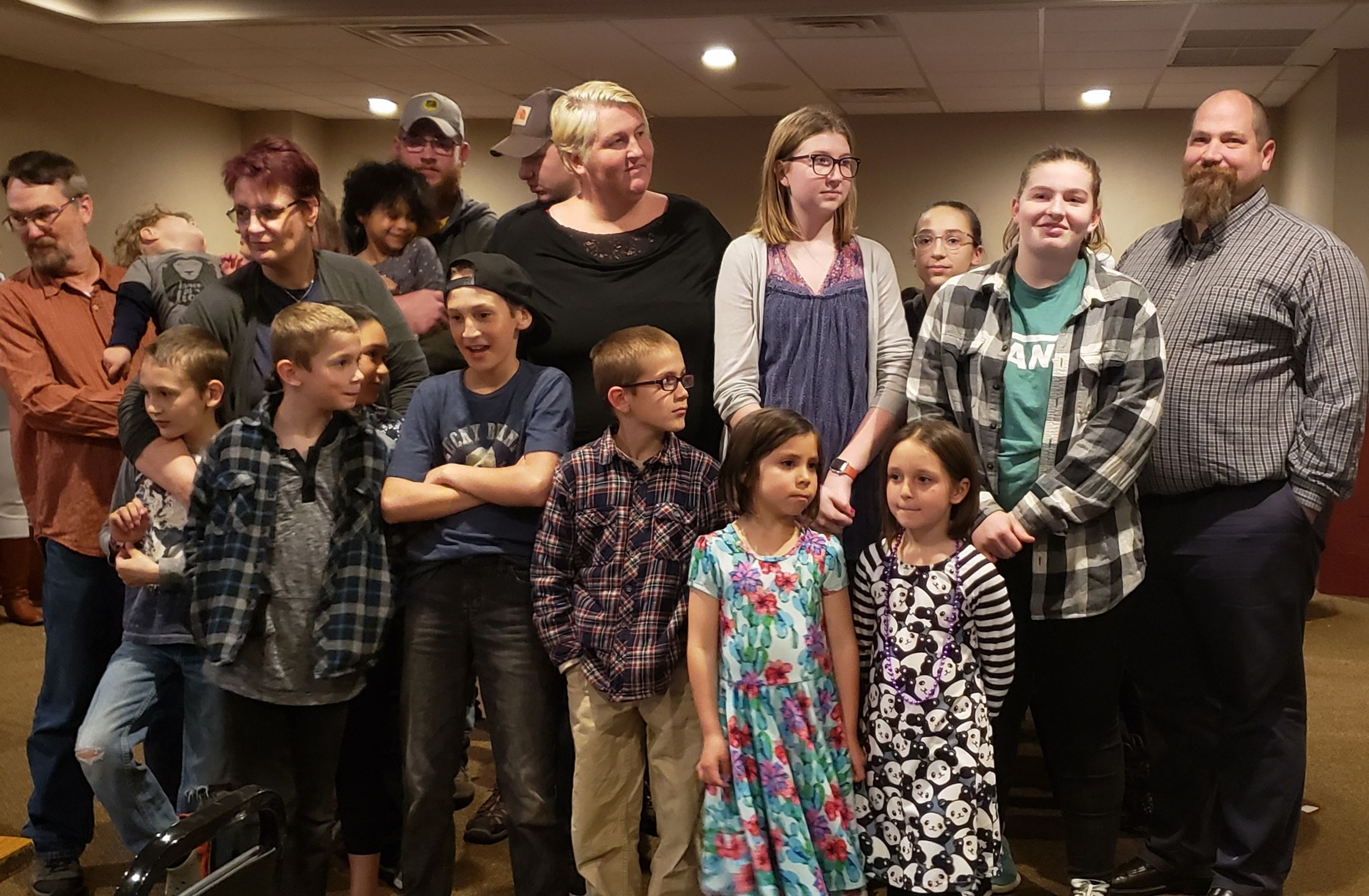 2019 Strong Family Award winners