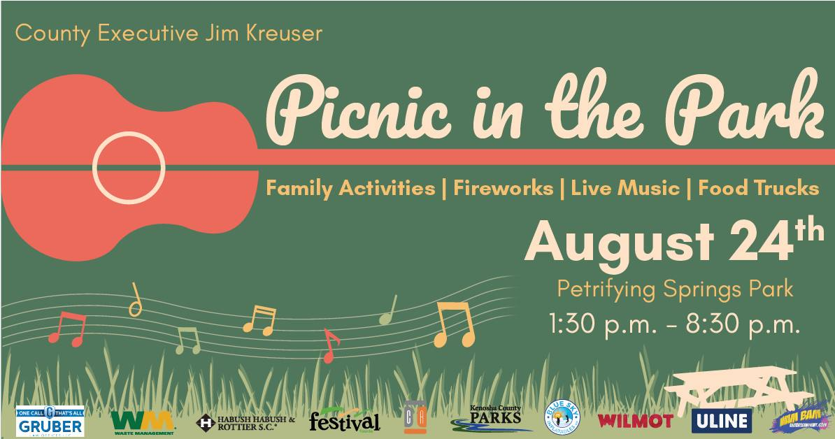Picnic in the Park 2019
