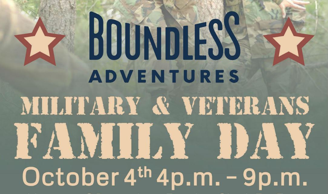 Boundless Adventures Veterans Climb FB LINK